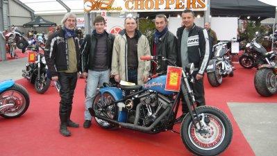 Sortie Mototourisme : Avignon 28 Mars 2010