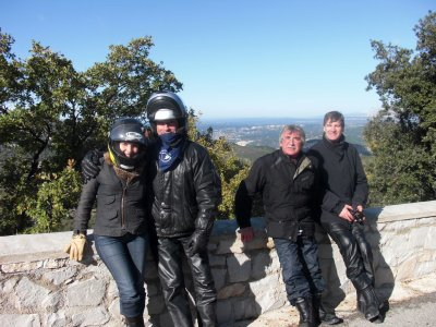 Sortie Mototourisme : Cassis 8 Novembre 2009