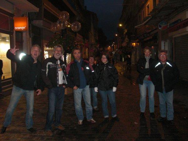 Sortie Mototourisme : Sète 9-10 Octobre 2010