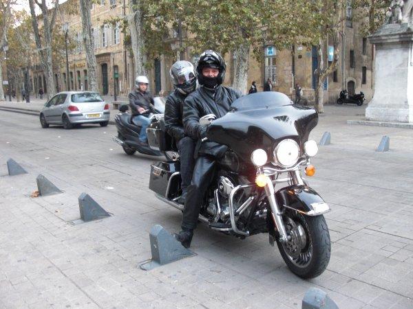 Sortie Mototourisme : French Road 66 23 Octobre 2010