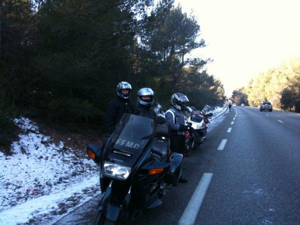 Sortie Mototourisme : Galette des Rois 23 Janvier 2011