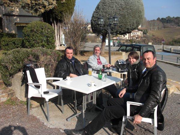 Sortie Mototourisme : Festival chez Gégé 12 Février 2011