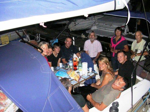 Sortie Mototourisme : Côte bleue 14 Septembre 2011