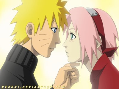 Leur histoire d'amour ne fait que commencer..la Realtion entre naruto et Sakura continura de grandir vers leur futur relation de couple!!