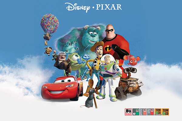 Tes Wallpapers Disney-Pixar