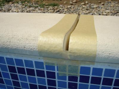 Joints margelles ma piscine for Joint margelle piscine